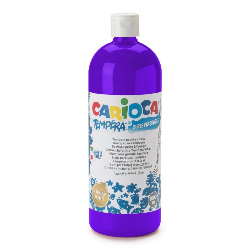 Tempera Pronta in bottiglia 1000 ml Viola - 1 pz