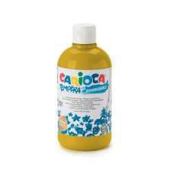 Tempera Pronta in bottiglia 500 ml Oro - 1 pz