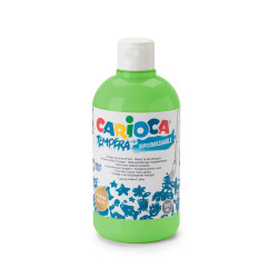 Tempera Pronta in bottiglia 500 ml Verde Chiaro - 1 pz