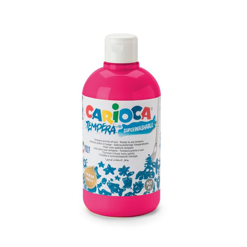 Tempera Pronta in bottiglia 500 ml Magenta - 1 pz