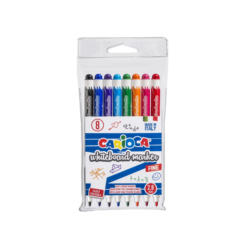 WHITEBOARD MARKERS Fine Tip...