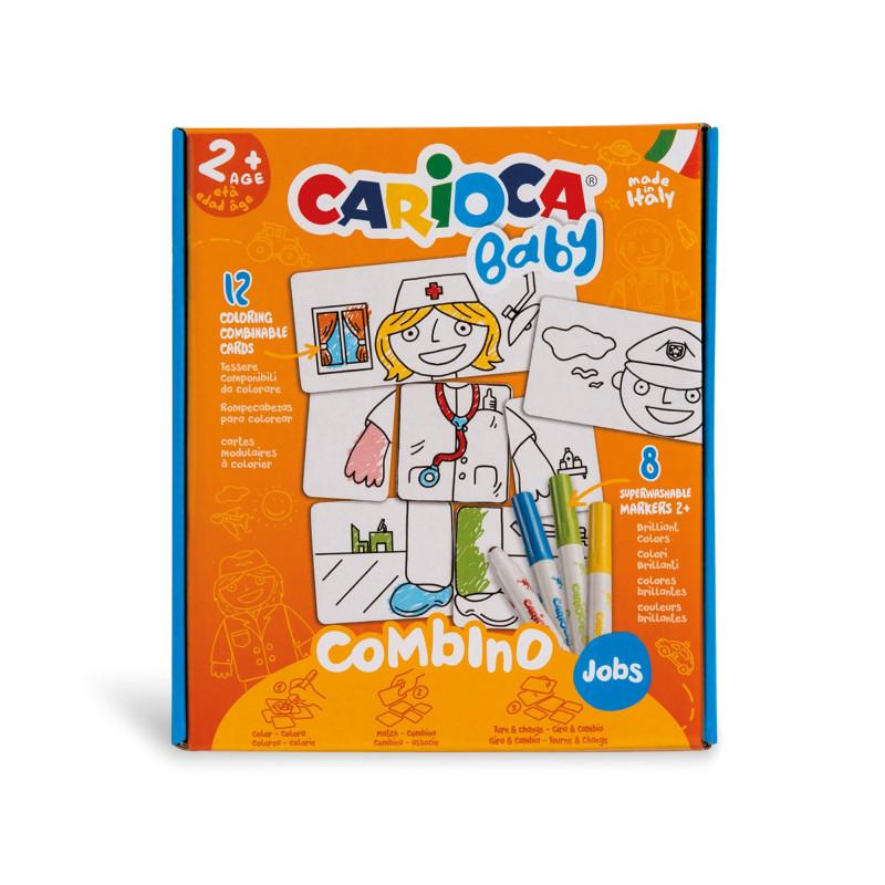 COMBINO 2+  BABY Puzzle JOBS