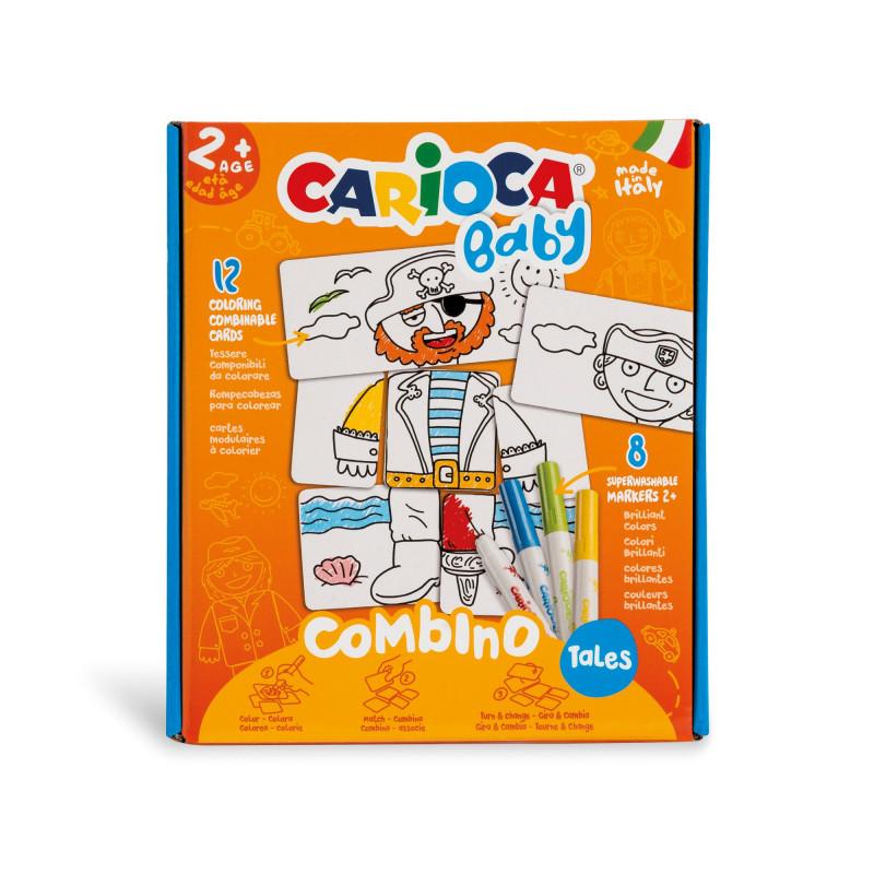 COMBINO 2+  BABY Puzzle TALES