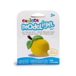 42687/LEMON - CARIOCA - Pasta da modellare - Pasta de Modelar - Modelling Paste - Pâte à Modeler