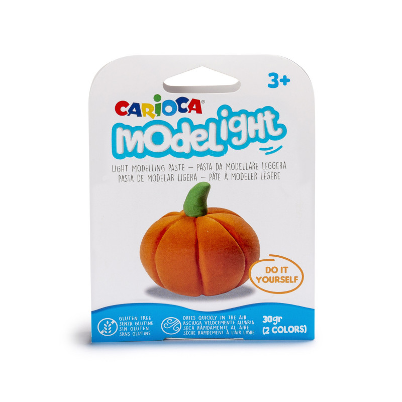 Modelight Pumkin with Tutorial