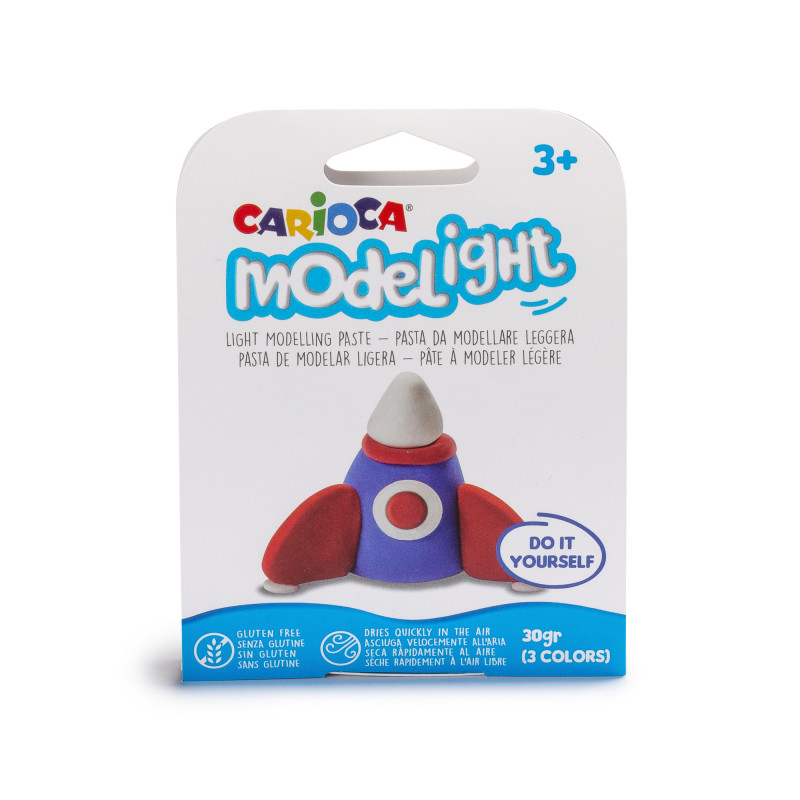 Modelight Rocket with Tutorial