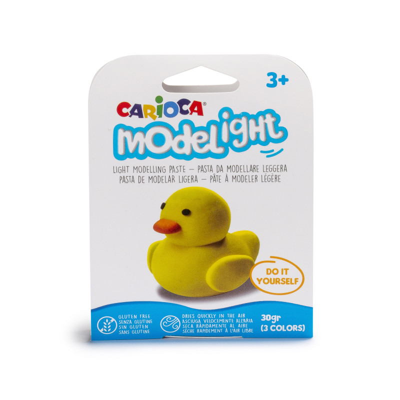 Modelight Duck with Tutorial