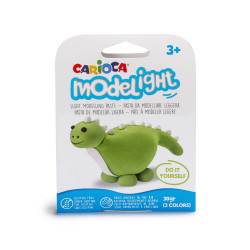 42687/DRAGON - CARIOCA - Pasta da modellare - Pasta de Modelar - Modelling Paste - Pâte à Modeler