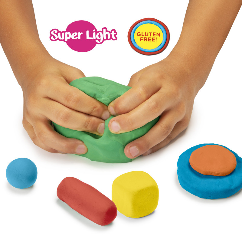 42685/01 - CARIOCA - Pasta da modellare Nero - Pasta de Modelar - Modelling Paste - Pâte à Modeler