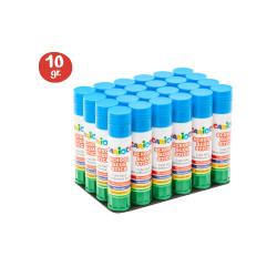 42934 - CARIOCA - Colla Stick 10 gr 24 pz - Pegamento de Barra - Glue Stick - Bâtons de Colle