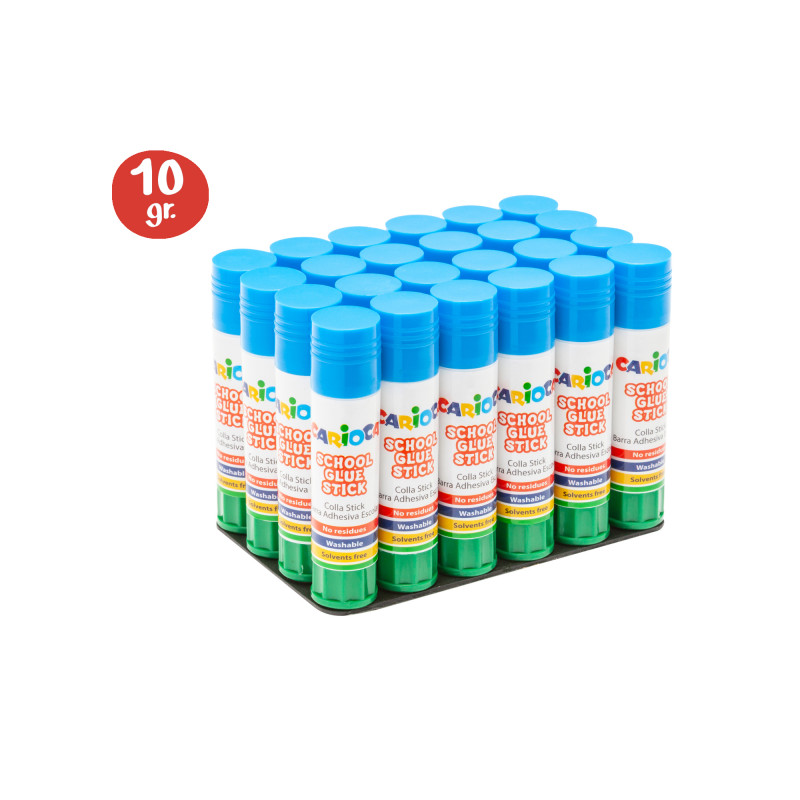 GLUE STICK 10g - 24 PCS