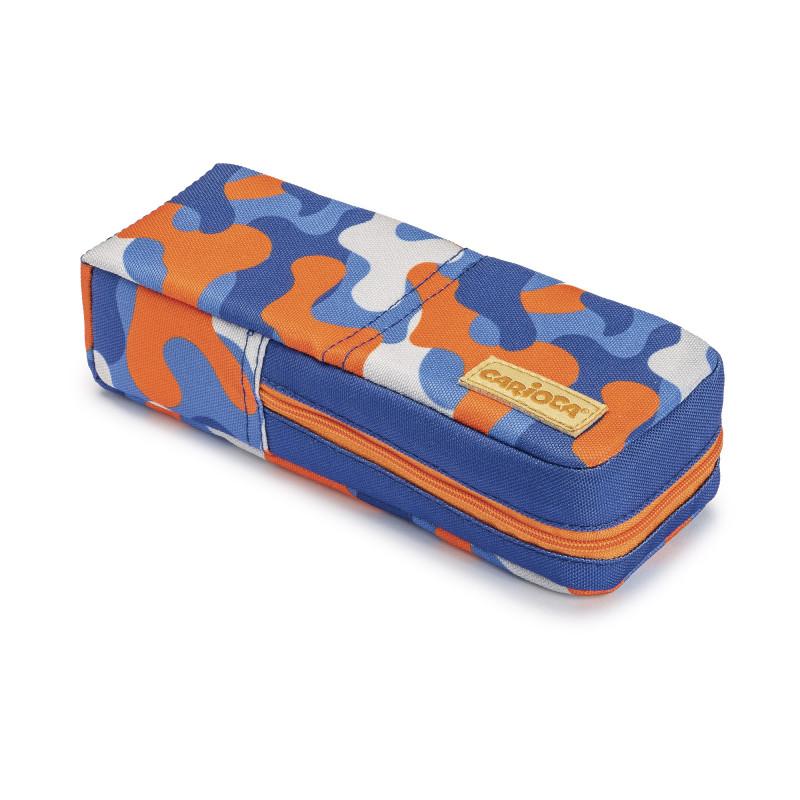 23285/CAMUFLAJE - CARIOCA - Astuccio Groovi Pouch - Estuche Groovi Pouch - Pencil Case Groovi Pouch - Trousse Groovi Pouch