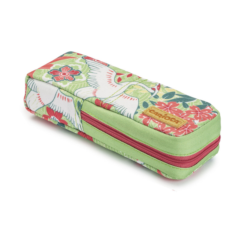 23285/ORIENTAL - CARIOCA - Astuccio Groovi Pouch - Estuche Groovi Pouch - Pencil Case Groovi Pouch - Trousse Groovi Pouch