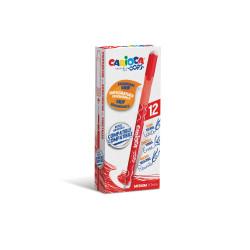 43039/03 - CARIOCA - Penna Cancellabile OOPS rosso - Bolígrafo Borrable - Erasable Pen - Stylo Effaçable