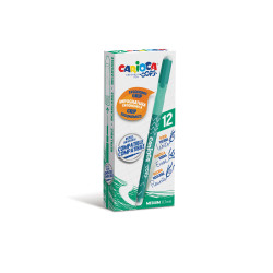 43039/04 - CARIOCA - Penna Cancellabile OOPS verde - Bolígrafo Borrable - Erasable Pen - Stylo Effaçable