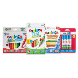 53219 - CARIOCA - Set Back To School Small - 33 Pz