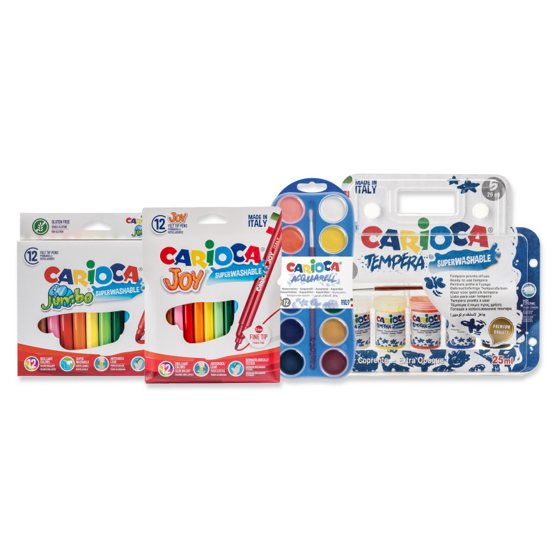 53221 - CARIOCA - Set Superwashable - 41 Pz