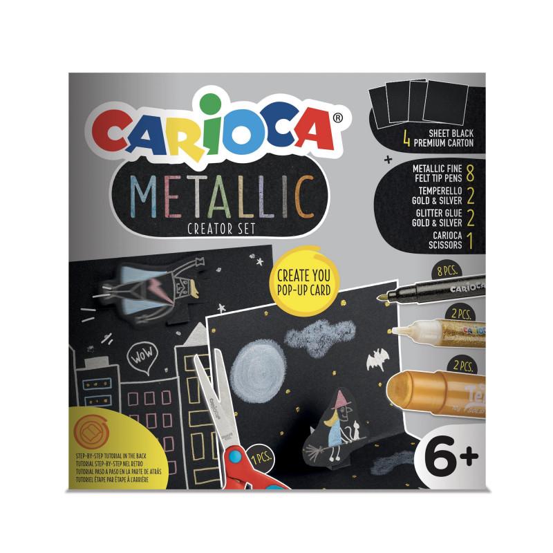 CARIOCA - 43165 - Creator Set Metallic