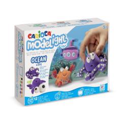 43154 - CARIOCA - Modelight Maxi Scatola Gioco Ocean - Modelight Maxi Play Box Ocean - Modelight Maxi Caja Juego Ocean