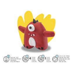 43140 - CARIOCA - Modelight Scatola Gioco Bloomu - Modelight Play Box Bloomu - Modelight Caja Juego Bloomu