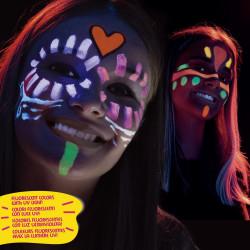 53290 - CARIOCA - Set Mask Up Metallic + Neon