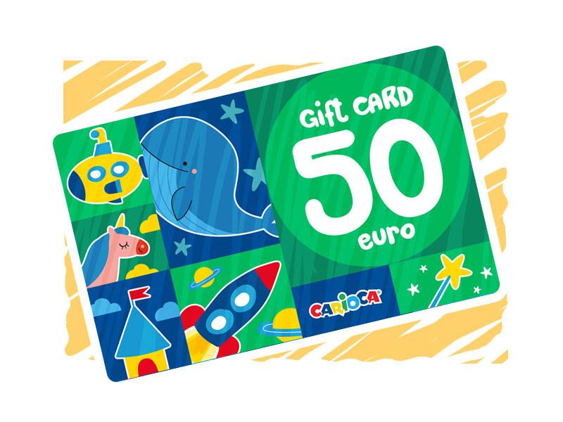 Gift Card 50€
