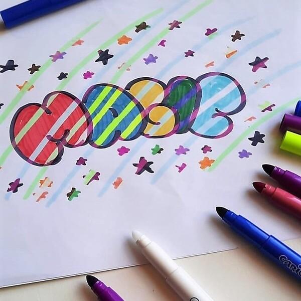 Tutto - o quasi - è possibile con i Magici: cambiare colore, cancellare, sovrascrivere con un altro colore!🧞♂️🧜♀️  #cariocaitalia #cariocacreatetolearn #pennarelli #coloringisfun #cancelleria #cariocamagıc #giochicreativi #bimbifelici #lettering #pennarellimagici #coloringismagic #colorare